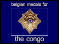 belgian medals of the congo