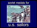 soviet medals for u.s. sailors